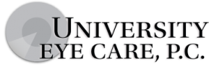 University Eye Care Logo