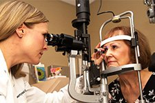 comprehensive eye exam